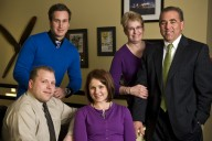 photo of The Bridges Family at Peerless Technologies