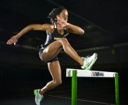 photo of Cassandra Lloyd Track Star