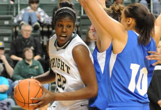 Wright State University Magazine – Women's basketball team ...