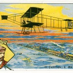 In January 1908, Henri Farman (1874–1958) was recognized for flying the first observed kilometer in a closed circuit, although the Wright brothers achieved the same feat in 1904.