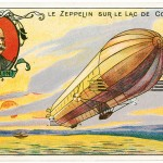 Count Ferdinand Graf von Zeppelin's (1838–1917) third airship design was one of the few successful early rigid airships.