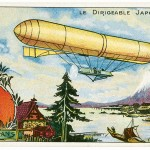 Kluijtmans flew a biplane at the 1909 Rheims aviation meet, but may have had more success flying dirigibles in Japan.