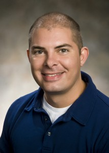 Photo of Aaron Skira, associate director, Department of Financial Aid