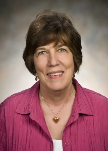 Photo of Beverly Grunder, statistical consultant in the Statistical Consulting Center.