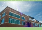 Photo of the new Wright State Physicians building