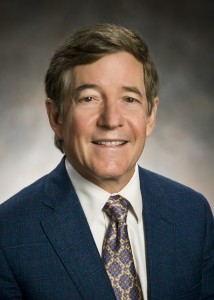Photo of Dean Parmelee, M.D., associate dean for academic affairs at the Boonshoft School of Medicine.