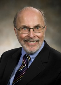 Photo of Richard Bullock, Ph.D., professor and assistant chair of English, and director of writing programs in the College of Liberal Arts.