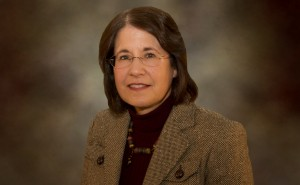 Photo of Debra Steele-Johnson, Ph.D., chair of psychology