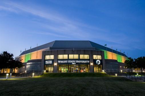 Wright State University Nutter Center