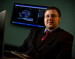 Wright State student is researching premature birth patterns and factors
