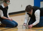 Science Olympiad gives students the opportunity to compete in 46 science and engineering events.
