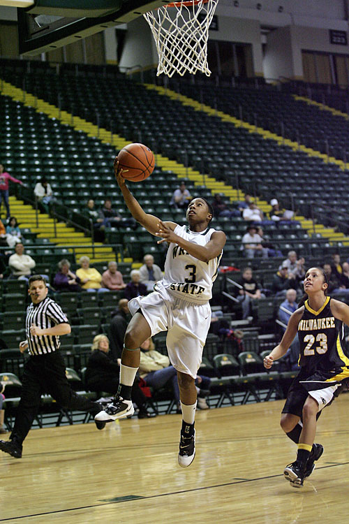 Wright State Newsroom – Women's basketball receives first ...