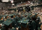 Photo of Wright State University's commencement.