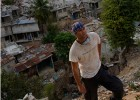 Photo of Eric Klein in Haiti.