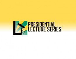 Presidential Lecture Series logo