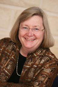 Photo of Presidential Lecture Series speaker Barbara Holland