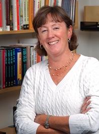 Photo of Cornelia Dean