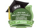 Wright State named military friendly again