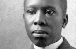 Photo of Paul Laurence Dunbar