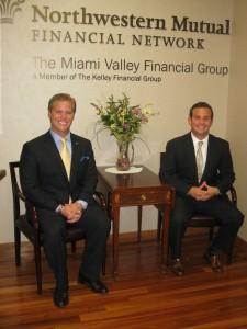 Photo of Randy Boll and Andy Platt
