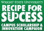 "Campus Scholarship & Innovation Campaign Cooks Up a ""Recipe for Success"""