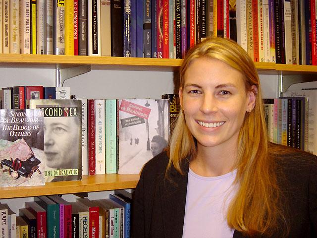 Photo of Jennifer McWeeny, Ph.D.