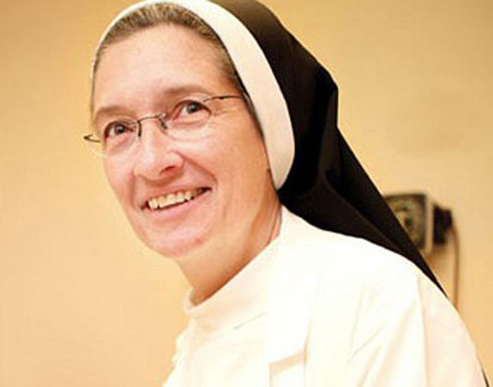 Photo of Sister Mary Diana Dreger