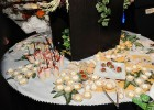 Photo of the dessert table