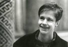 Photo of Matthew Shepard, who died as a result of an attack in Wyoming in 1998.