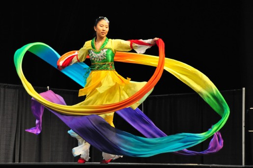 April is Asian Heritage Month; celebrate with the AHNA Center