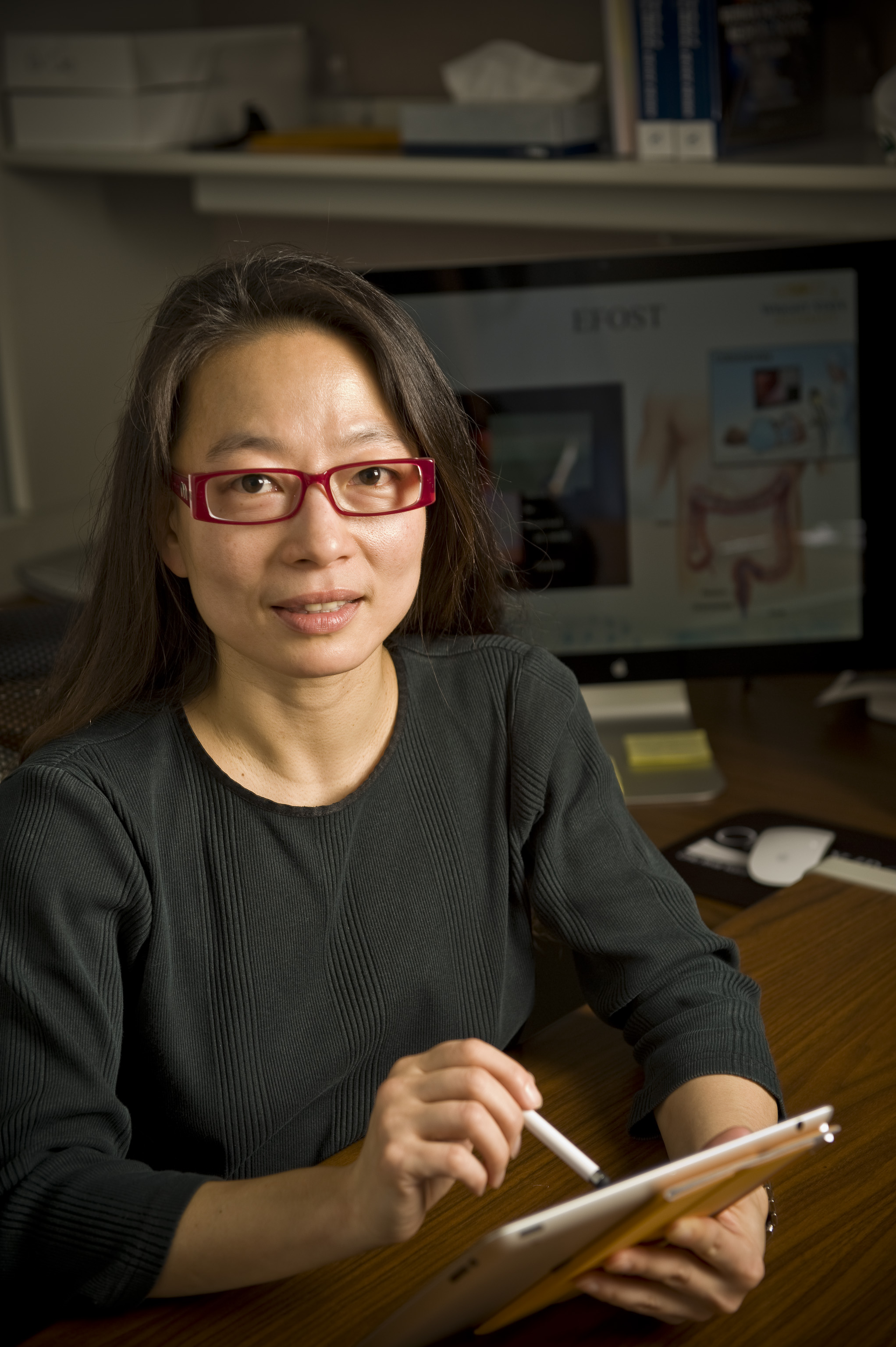 Photo of Caroline Cao Expert on Human Factors in Medical Technologies