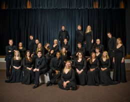 Group Photo of the Collegiate Chorale