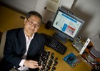 Photo of Dr. Lok Lew Yan Voon chair of the physics department at Wright States College of Science and Mathematics.