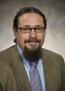 Photo of Mark 'Sol' Solomon, Raider Connect Director