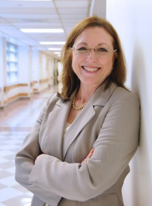 Photo of Marjorie Bowman, M.D., M.P.A.,new dean of the Wright State University Boonshoft School of Medicine