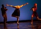 Photo of three dancers
