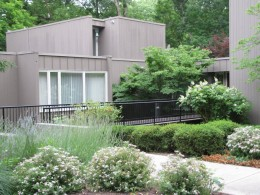 Photo of Wright State's Rockafield Alumni Center, formerly Rockafield House
