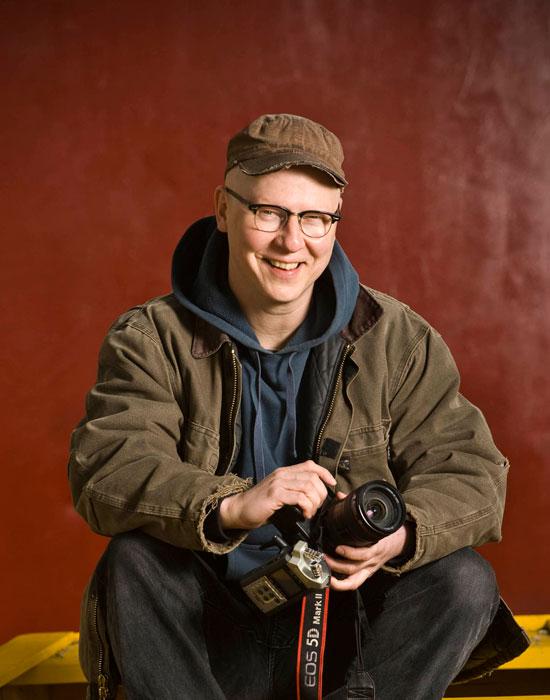 Photo of Steven Bognar