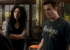 A screen capture of the SyFy channel's Warehouse 13, Episode 2, season 4, An Evil Within