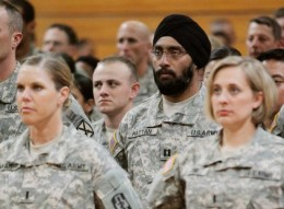 Photo of U.S. Army Capt. Tejdeep Singh Rattan