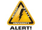 WSU Alert is the university's emergency notification system, and uses a variety of communication vehicles to inform and alert the campus community.