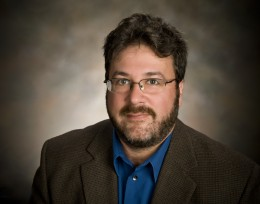Photo of John Gallagher, associate professor of computer science