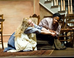 "Photo of a scene from ""The Miracle Worker"""