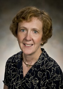 Photo of Sherrill Smith, Ph.D., R.N., C.N.L., C.N.E., assistant professor in the College of Nursing and Health.