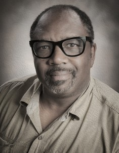 "Photo of Wright State University photographer William ""Will"" Jones"