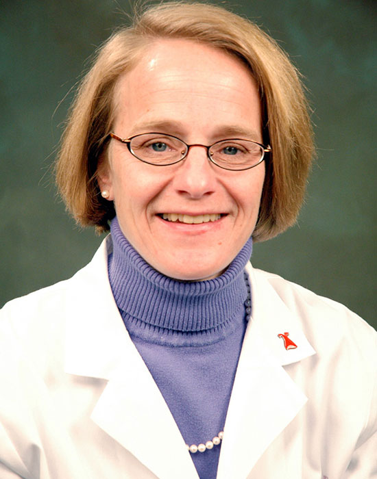 Photo of Ann E. Burke, M.D.