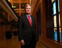 Photo of NCAA President Mark Emmert