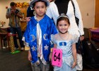 Photo of kids in costumes.