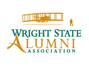 Logo for the Wright State Alumni Association