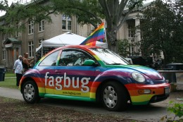Photo of the Fagbug